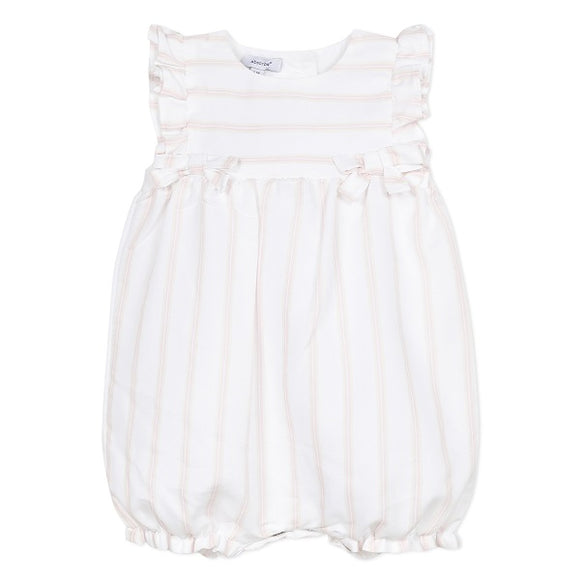 Absorba Striped Park Pink Romper