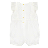 Absorba Savana Yellow Dots Romper