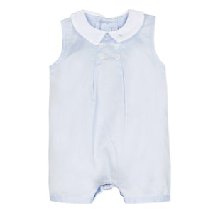 Absorba Aquarelle Blue Sleeveless Romper