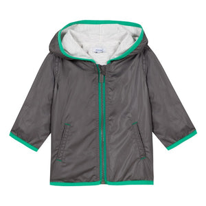 Absorba Charcoal Windbreaker