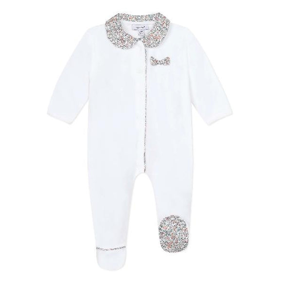 Absorba Liberty Velour Sleepsuit