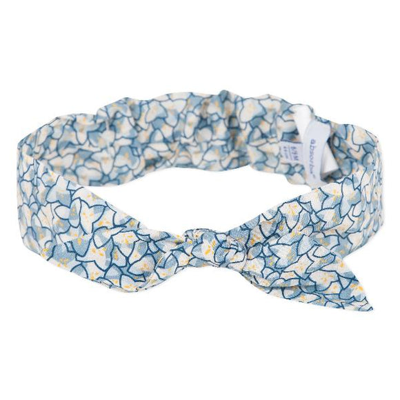 Absorba Floral Blue Ocean Liberty Headband
