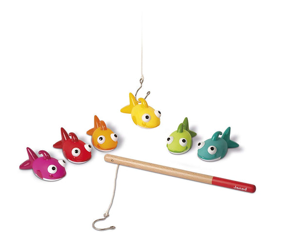 Janod Bath Time Fishy Set