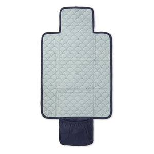 Quilted Changing Mat - OCS Navy