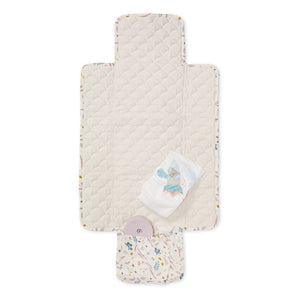 Cam Cam Quilted travel changing mat
