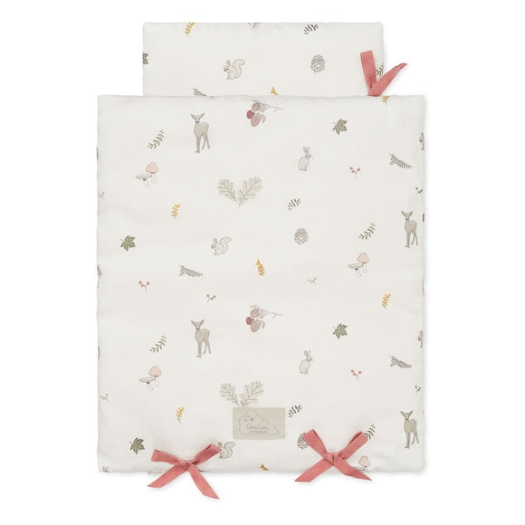 Doll's Bedding - GOTS Fawn