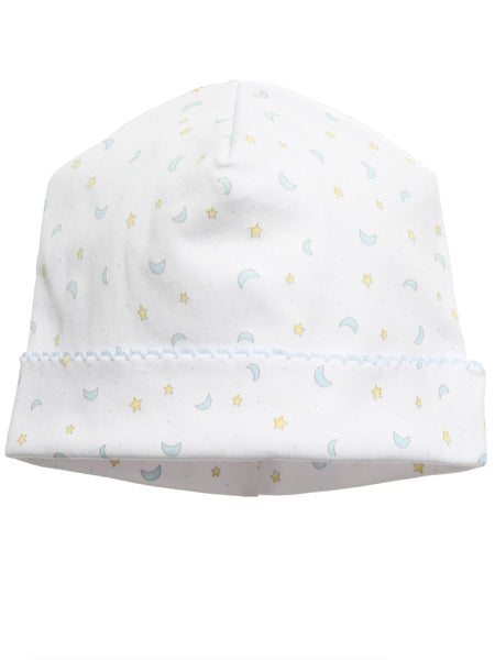 Kissy Kissy Moon and Stars Hat