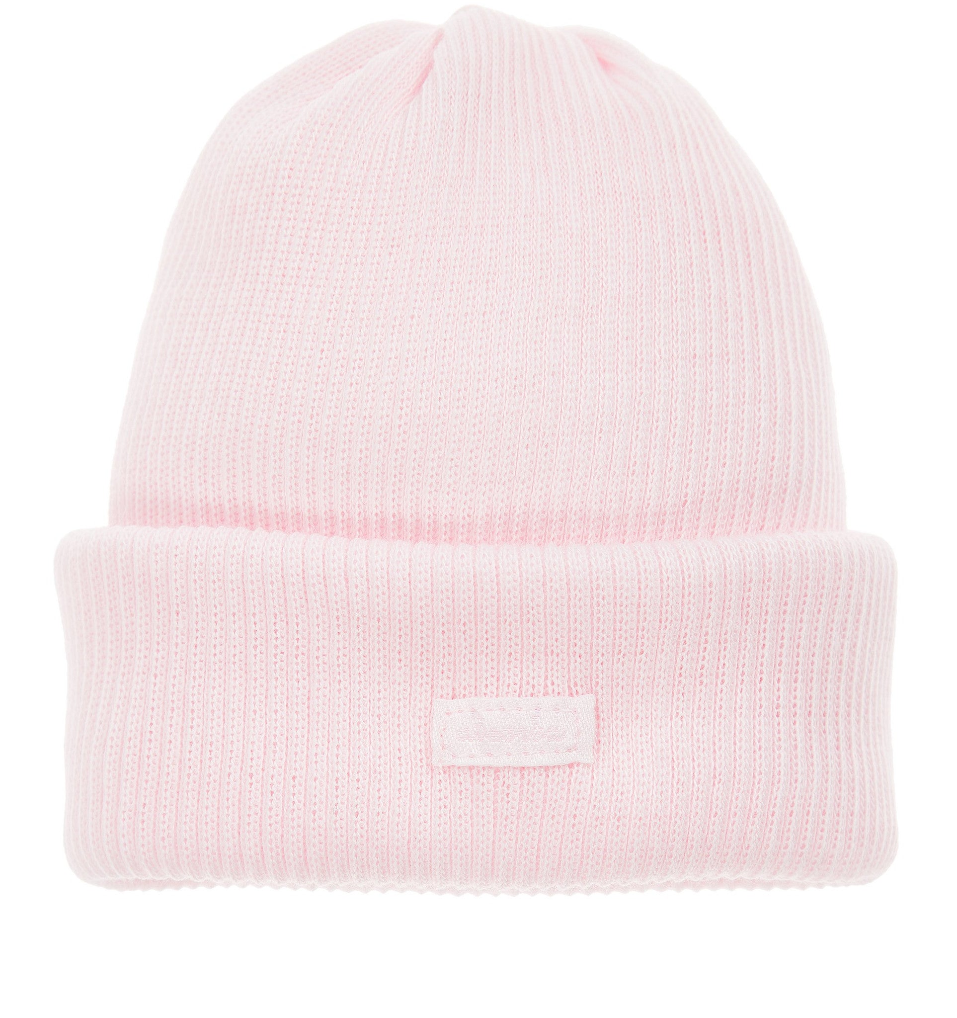 Absorba pink Newborn hat
