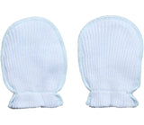 Absorba Cotton Scratch Mitts