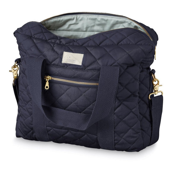 Changing Bag With Long Zipper - OCS Navy