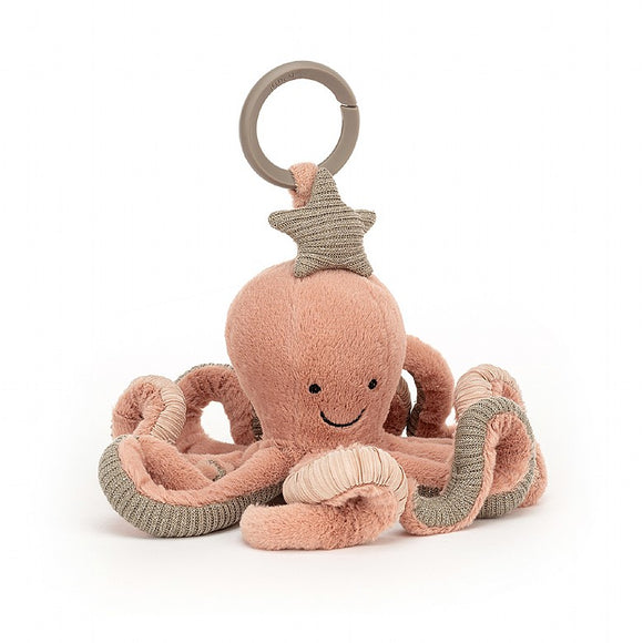 Odell Octopus Activity Toy