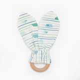 Sardinia Blue Sleepsuit Gift Box