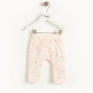The Bonnie Mob Sorrento Peach Leggings