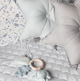 Wave Quilt Baby - OCS Light Grey
