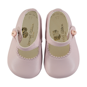 Lucy Pink Baby Shoes size 19 – Pure Baby