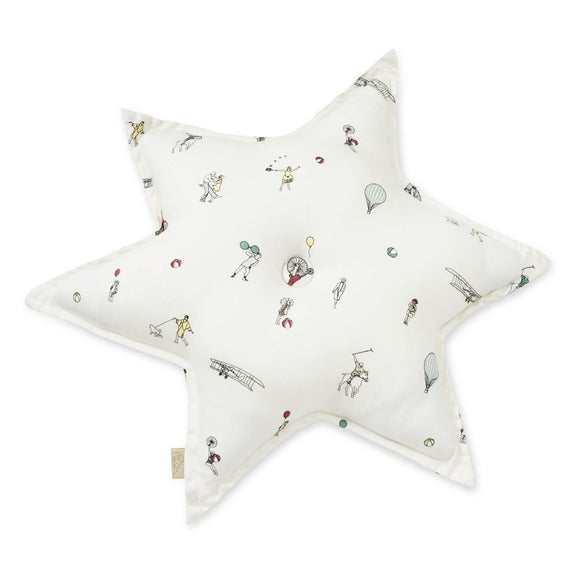 Star Cushion - Holiday