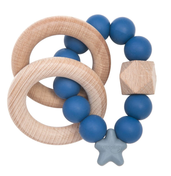 Natural Teether - Blueberry