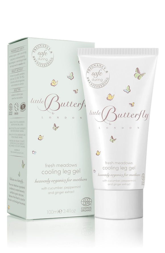 Little Butterfly Fresh Meadows Cooling Leg Gel