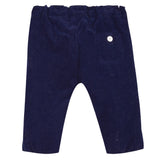 Tartine et Chocolat Galaxy Navy Corduroy Trousers