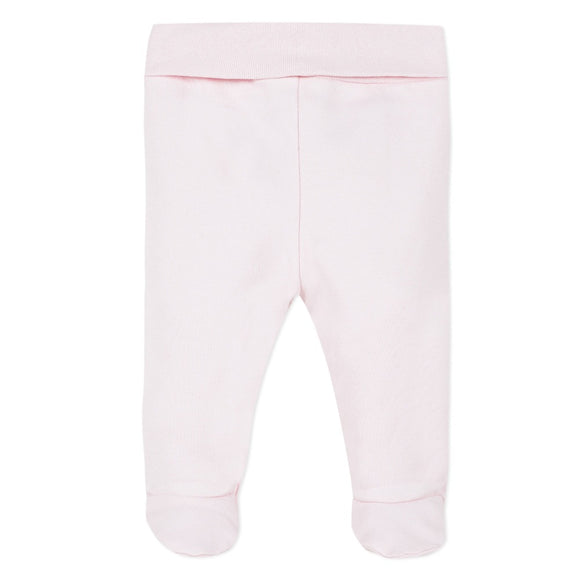 Footed Pink Trousers