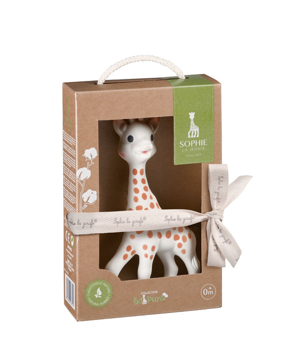 Sophie la Girafe So Pure - 100% Natural