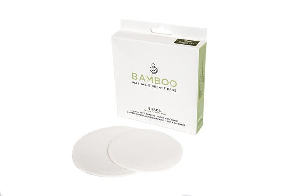 Mama Designs Bamboo Washable Breast Pads