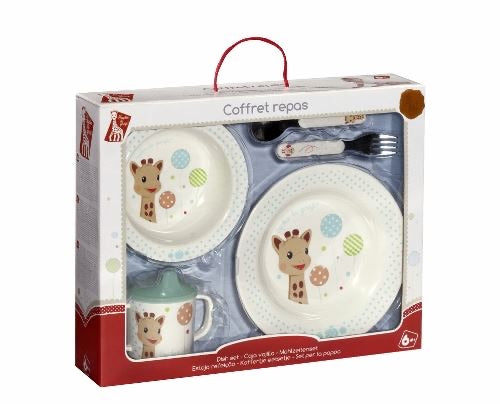 Sophie la Girafe Meal Time Gift Set