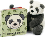 Panda Toy and If I Were A Panda Book