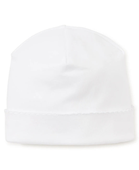 Kissy Kissy Plain White Hat