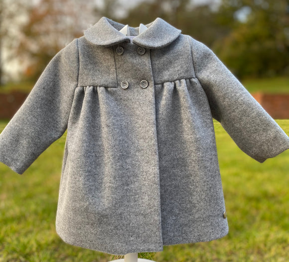 Baby Coat in Grey