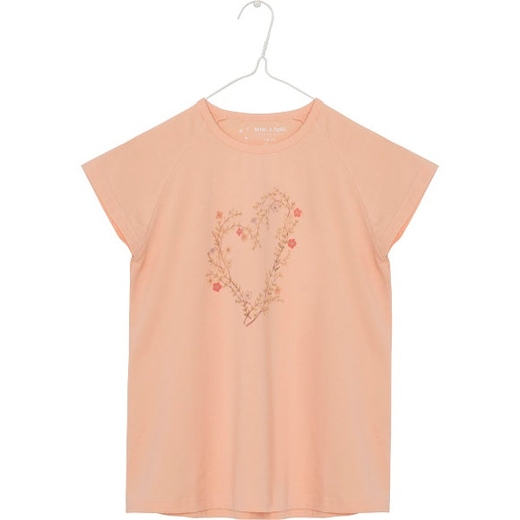 Mini A Ture Michela Peach T-shirt