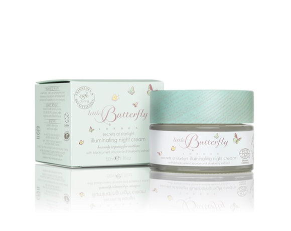 Little Butterfly Secrets at Starlight Illuminating Night Cream