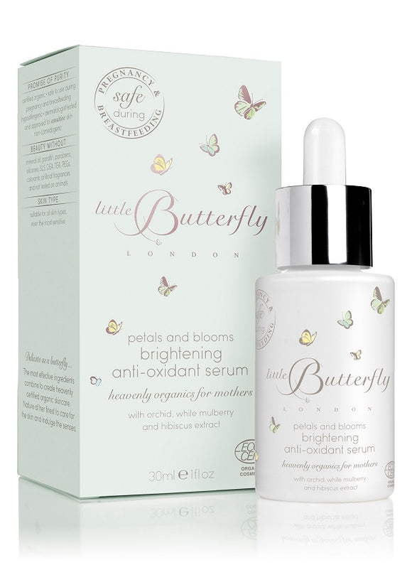 Little Butterfly Petals And Blooms Anti-Oxidant Serum