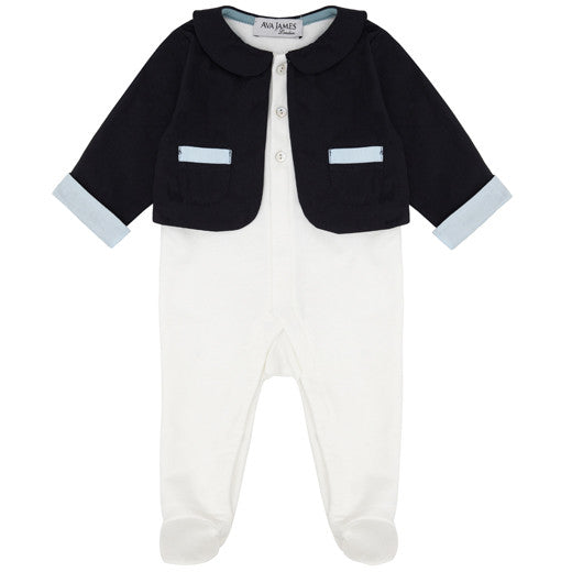 Ava James Phillip Babygrow