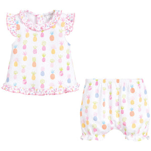 Kissy Kissy Pineapples Sunsuit