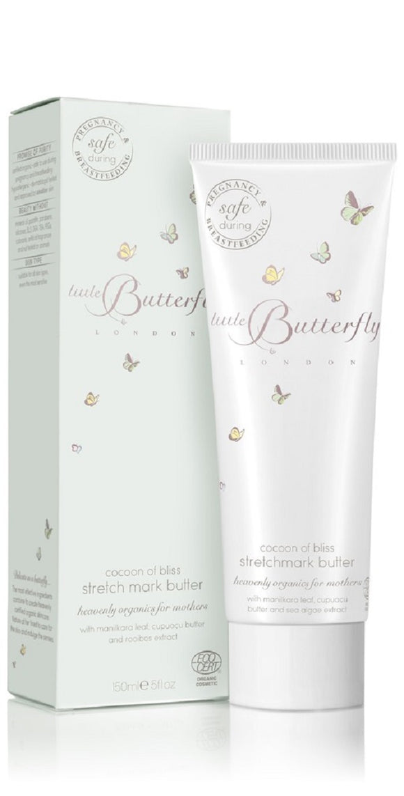 Little Butterfly Cocoon of Bliss Stretch Mark Butter