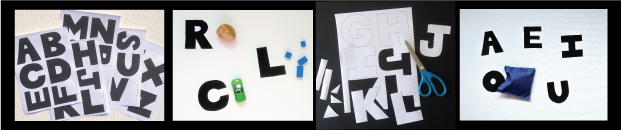 Five Patch Design Guided Literacy Activities