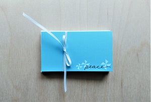 Peace Gift Enclosures (Set of 6)