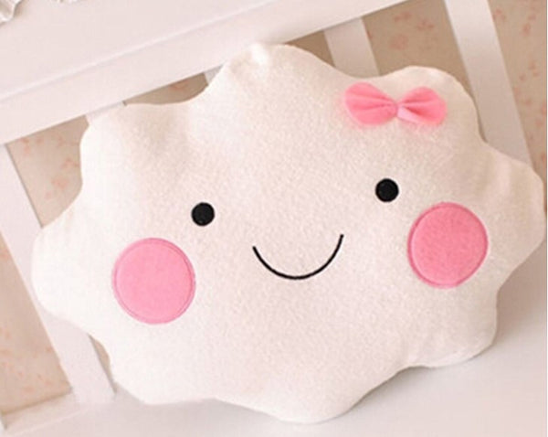 Cute Cloud Shape Pillow