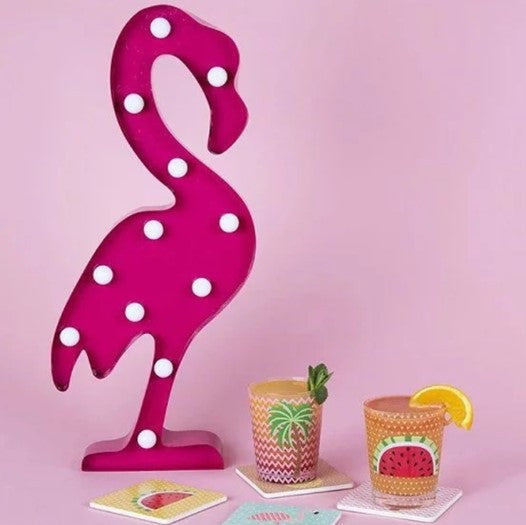 Flamingo LED Nightlight Decoration