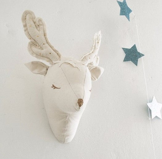 3d wall decorations deer head