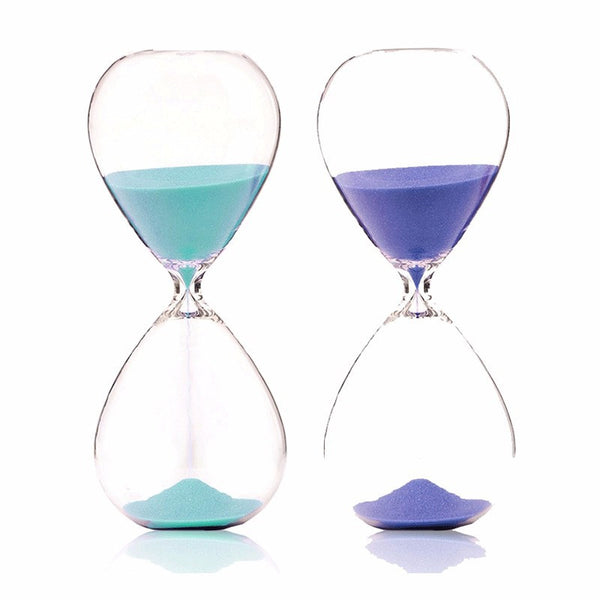 5 Minute Classic Sand Glass Hourglass Timer