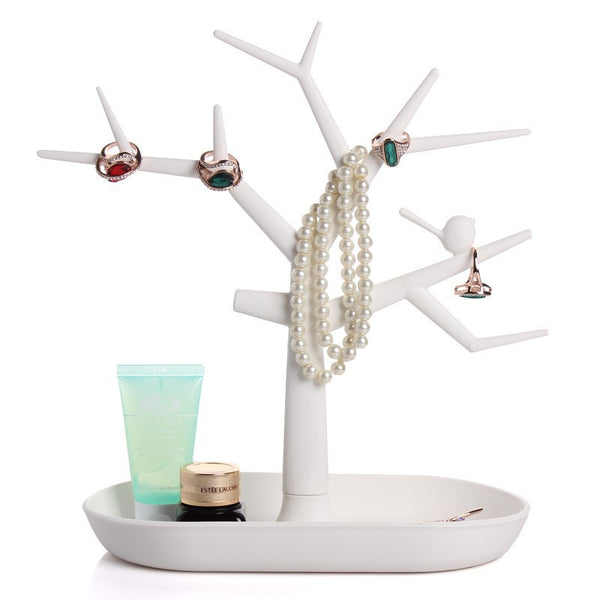 Tree Branch Shape Jewelry Display Stand