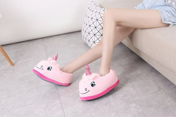 Unicorn Soft Slippers