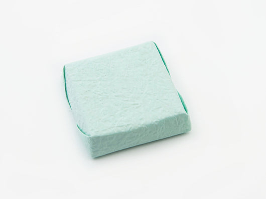 For Baby - Squares Teal