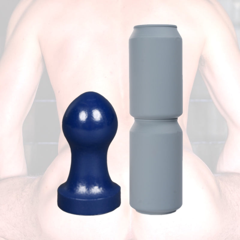 Classic Butt Plug - 2 New Sizes!
