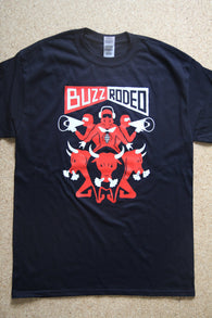 Buzz Rodeo Spread the Noise T-Shirt