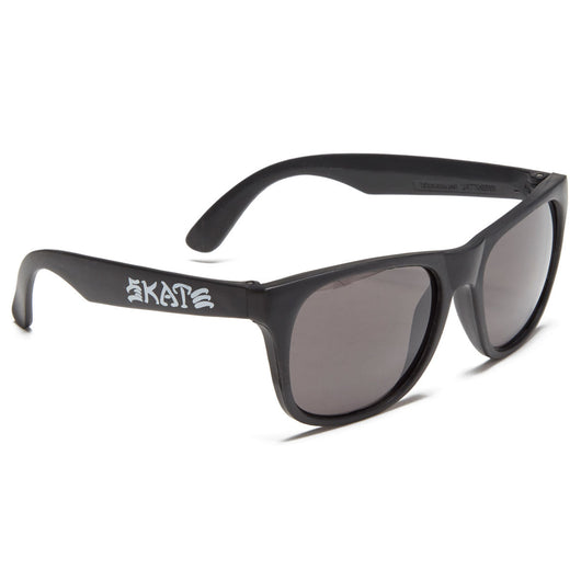 Thrasher Magazine Skate And Destroy Black Sunglasses