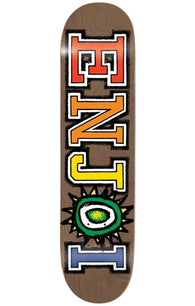Enjoi What's The Deal R7 Skateboard Deck *Pre-Order*
