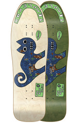 New Deal Ed Templeton Cat Skateboard Deck